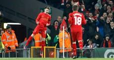 A kid born in October 1999 scored Liverpool's second against Leeds tonight
