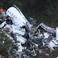 Plane that crashed killing 71 people 'may have run out of fuel'
