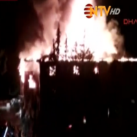 Teacher and 11 schoolgirls die in dormitory fire in Turkey after emergency escape locked