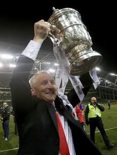 The agony and the ecstasy! 12 pics that sum up the League of Ireland season