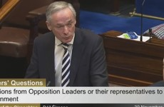 'No water charges through the front door or the back door': Mary Lou tells Bruton charges need to go