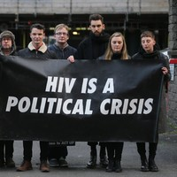 'It's an epidemic': Activists use World Aids Day to warn that the disease continues to spread