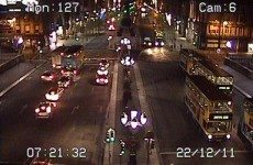 Man hospitalised after being hit by a car on Dublin's Ormond Quay