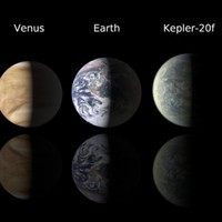 Newly-discovered 'roasted' planets may provide clues about Earth's future demise