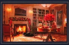 Sarah Palin criticises President Obama... over his Christmas cards