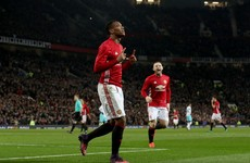 Martial, Mkhitaryan and Ibrahimovic star as Man United seal EFL Cup semi-final berth