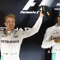 It is virtually impossible to have a good relationship - Rosberg on Hamilton