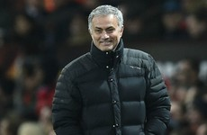 Mourinho: Half-time pep talk was catalyst for United win