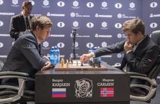 Norwegian prodigy Carlsen wins third World Chess Championship