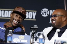 'He would get his ass beat from pillar to post' - Mayweather camp scoff at McGregor's boxing licence