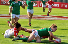 Ireland Women strike late to claim draw with Fiji on tough day in Dubai