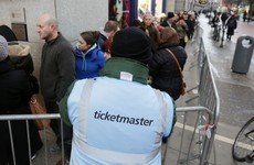 The man who brought Ticketmaster to Ireland started off selling tickets in a record shop