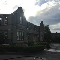 Cork students attending classes in 'freezing' GAA dressing rooms after school fire