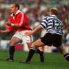 Townsend turns down Lions role to stick with Scotland