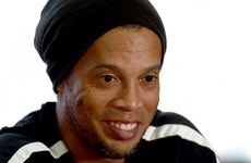 Ronaldinho could play for Chapecoense