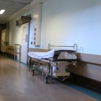 There has actually been a slight drop in people on hospital trolleys this year