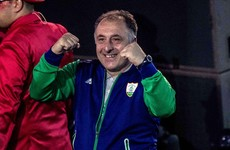 Zaur's the man! Antia to stay as Irish boxing coach for the next 5 years