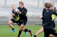 Ulster boosted by Henry and McCloskey return for Cardiff trip