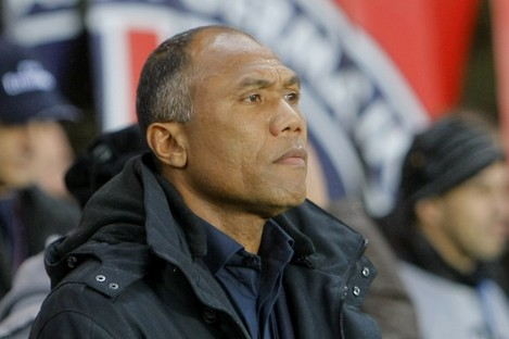 Kombouare took charge of the club in 2009.