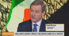 Enda denies being snubbed by Donald Trump