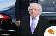 President Higgins on Castro: 'Next time he'll require more than one line to reflect reality'