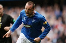 Lennon expresses interest in bringing Kris Boyd to Celtic