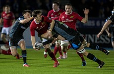 Munster hold off Glasgow challenge to stay top of the Pro12
