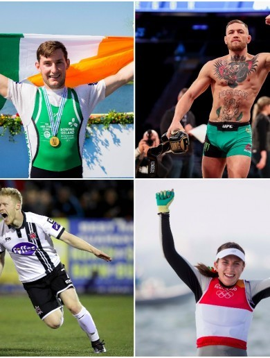 The nominees for the RTÉ Sports Person of the Year award have been revealed