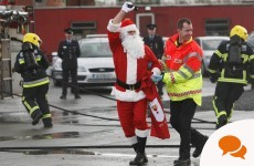 Column: 'Some treat the ambulance like a taxi' - Christmas for Dublin Fire Brigade