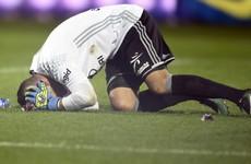 French league match abandoned after goalkeeper hurt by firecracker