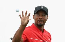 Woods frustrated on bogey-laden final round
