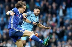 Man City's Sergio Aguero hit with four-match ban