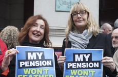 'The choice for the Irish Independent is a €60 million dividend or pension poverty for ex-staff'