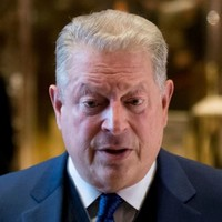 """Donald Trump and Al Gore have """"extremely interesting conversation"""" about climate change"""