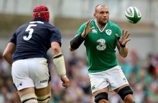 Ireland international Dan Tuohy has left Ulster for Bristol