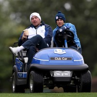 Thomas Bjorn named as Europe's Ryder Cup captain for 2018