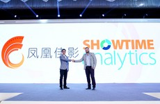 Chinese e-commerce giant Alibaba has invested €1.2m in an Irish cinema startup