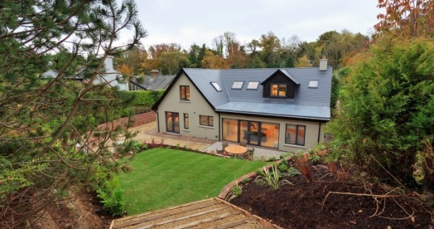 Peace and quiet between Dublin and the mountains - check out this gorgeous home