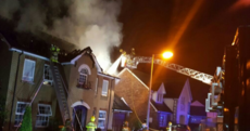 Taxi driver rescues family trapped inside a burning house at 4.30am
