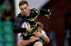 George North likely to miss Leinster clash as he undergoes head injury assessment