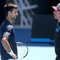 Novak Djokovic splits from coach Boris Becker after three years