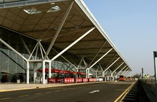 Man arrested at Stansted Airport on suspicion of 'preparing for a terrorist act'