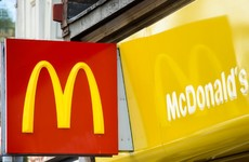Armed men threaten staff at McDonald's in Crumlin