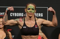 'I almost died': Cyborg explains why she had to reject UFC featherweight fight against Holm