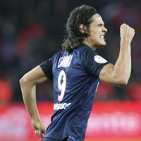 Edinson Cavani may not be everyone's favourite player but he's on fire this season