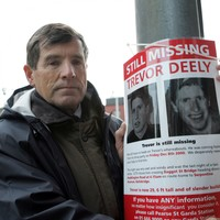 'I won't give up hope of finding Trevor': Father of man missing for 16 years on his fight to find his son