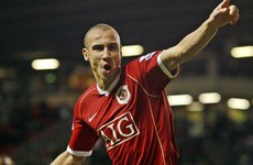 Not staying with Man Utd is Henrik Larsson's only regret from his career