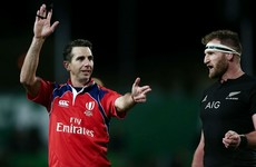 Craig Joubert announces retirement from refereeing Test rugby
