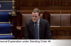 'I was actually in jail' - Mayhem in Dáil as FG TD links SF deputies to Brian Stack murder