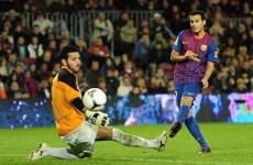 Cloud nine: Barca stroll to 9-0 win over Hospitalet